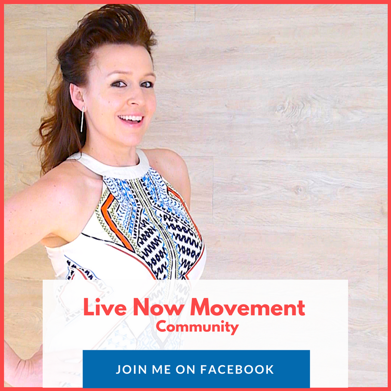 Start Here - Live Now Movement Facebook Community